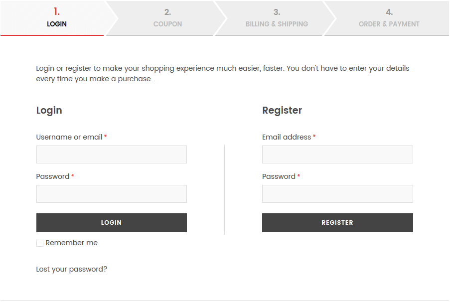 login-register-without-next-button
