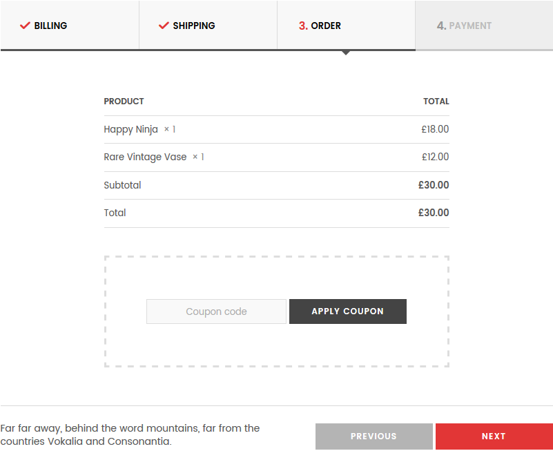 ARG Multistep Checkout for WooCommerce 15
